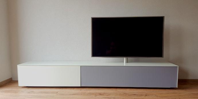 Tv Kast 40 Diep.Tv Kasten Audiomeubels Of Andere Design Meubels Op Maat Gemaakt